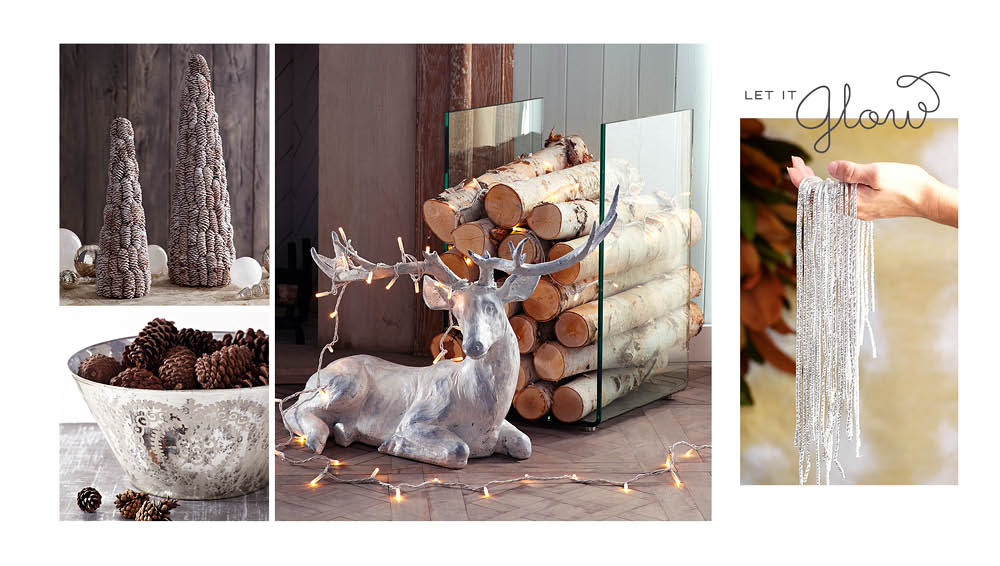 Holiday Campaign, Art Direction and Graphic Design, Jessica Oviedo
