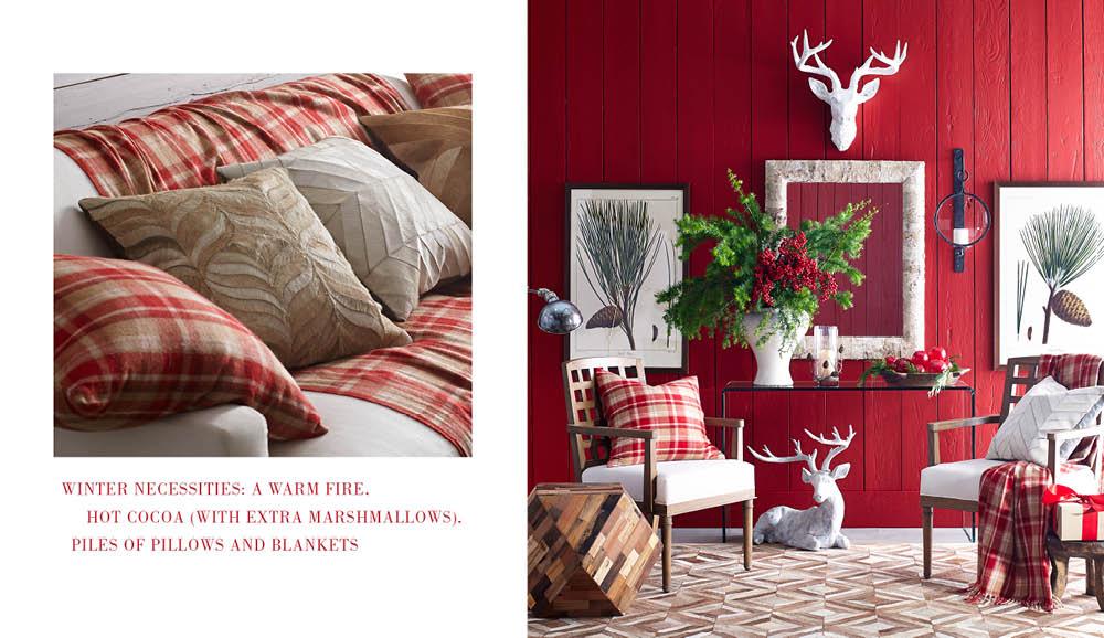 Refined Woodland Winter, Art Direction and Graphic Design, Jessica Oviedo