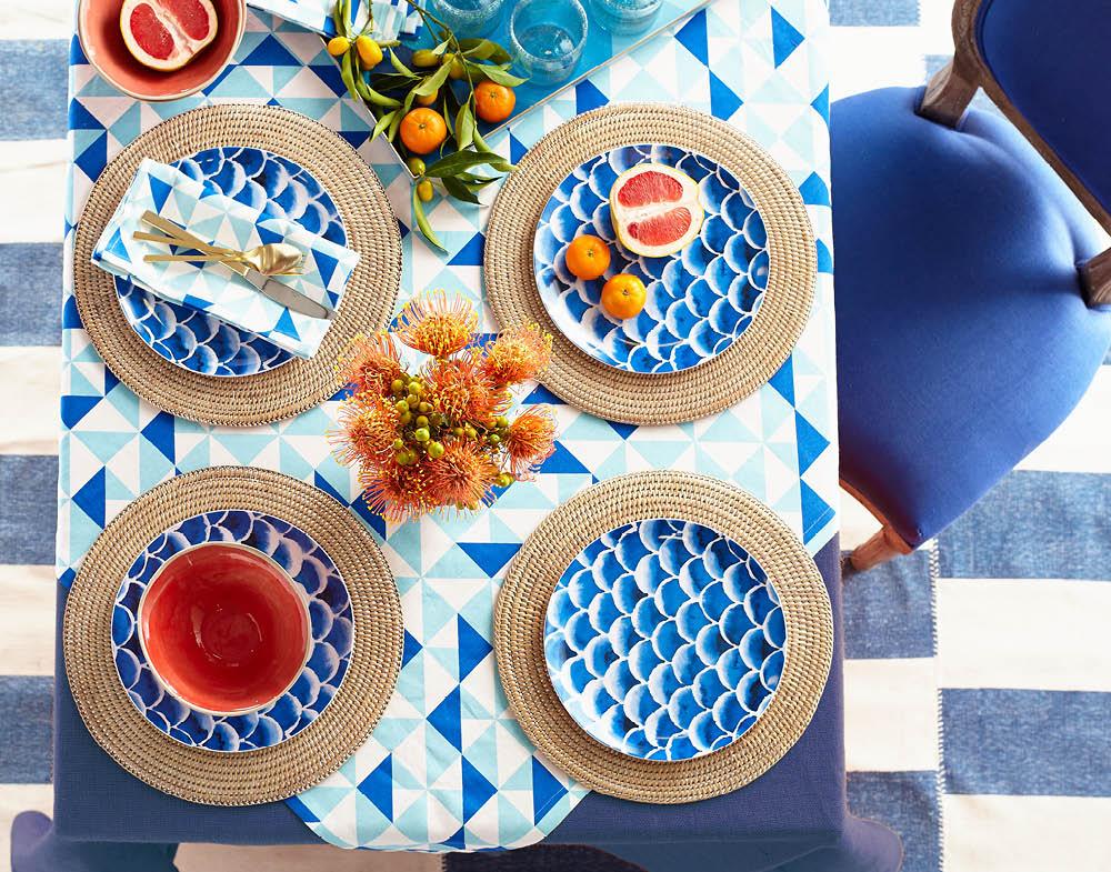 Brighten Up Summer Campaign, Art Direction and Graphic Design, Jessica Oviedo