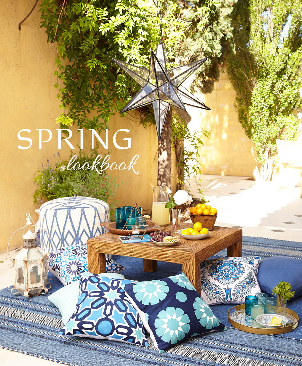 Mediterranean Spring Campaign, Art Direction and Graphic Design, Jessica Oviedo