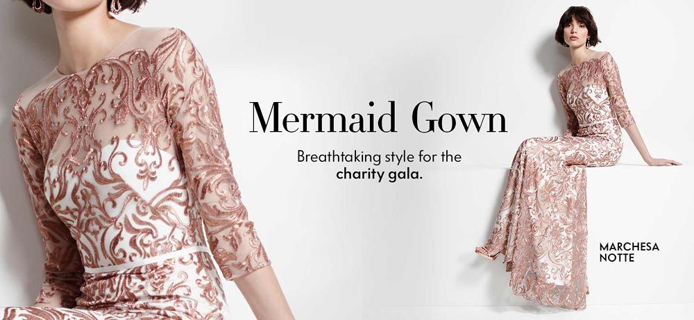 Eveningwear, Web Design, Jessica Oviedo