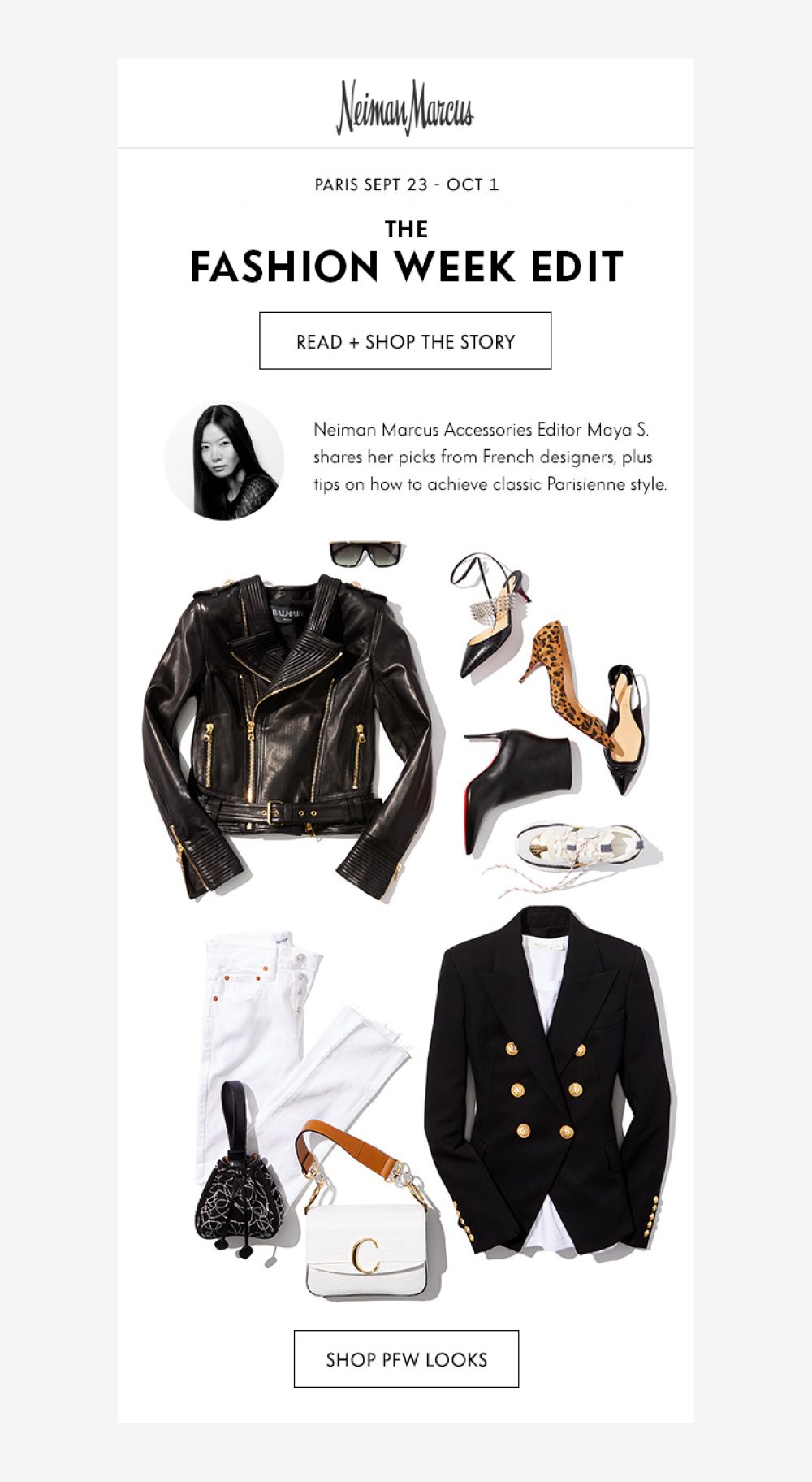 Fashion Week, Web Design, Jessica Oviedo