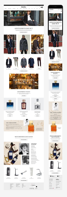 Men's Fashion, Graphic Design, Jessica Oviedo
