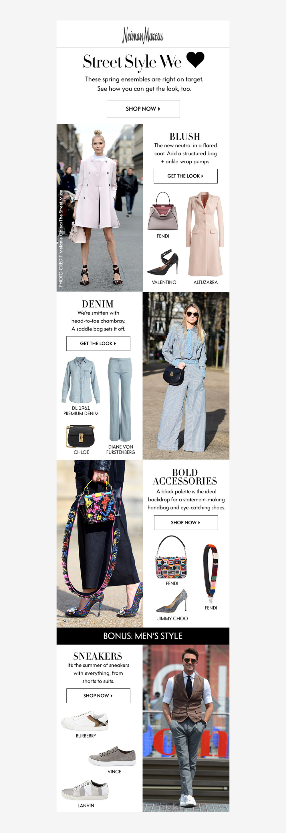 Fashion Influencers, Web Design, Jessica Oviedo